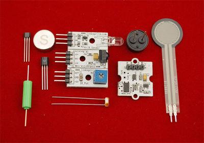 Sensors Pack for Arduino