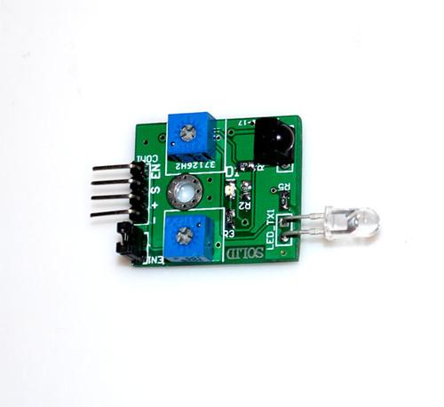 Infrared Roadblock Sensor Breakout