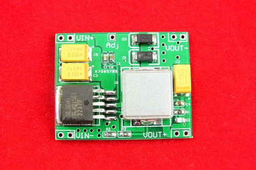 DC to DC step down with an output of 5V@5A