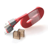 USB 3.0 Cable - 3 Foot - Red