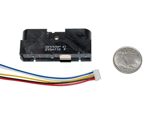 Sharp 2Y0A710 Analog Distance Sensor 100-550cm