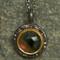 Alexander Sapphire 22k Gold Necklace EJN28-SA