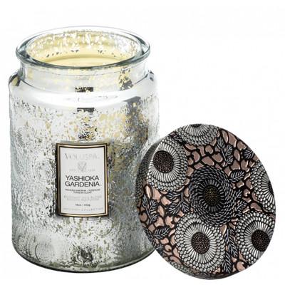 This inspirational candle scent features sublime notes of Tuberose and Yashioka Gardenia, Tuberose and Tunisian Clove.