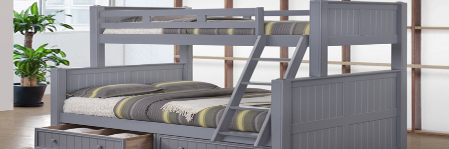 Just Bunk beds | Affordable Wood and Metal Bunk Beds for Sale