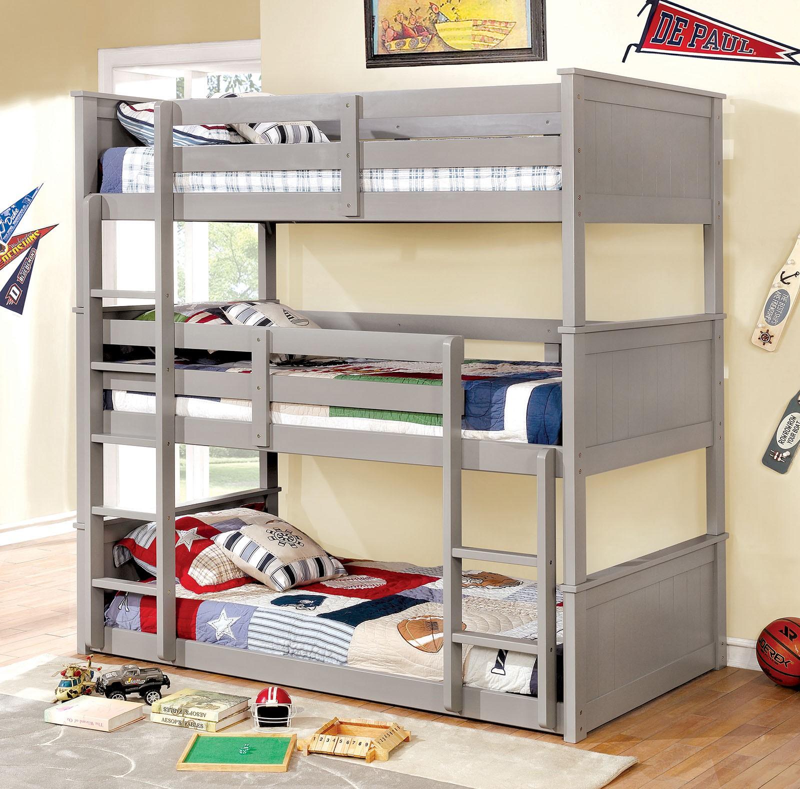 Aspen Triple Decker Bed