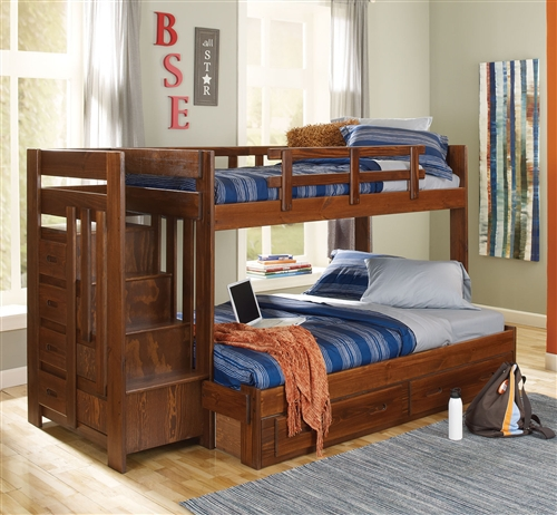 The Benefits Of Wood Vs Metal Bunk Beds Www Justbunkbeds Com