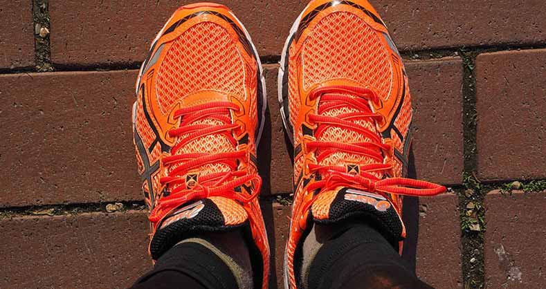 How To Keep Your Gym Shoes Clean And Odor-Free