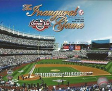2009 New York Yankee Stadium Inaugural Game 8x10 Photo