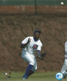 Alfonso Soriano Chicago Cubs Unsigned Photofile 8x10 Photo #2