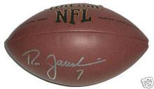 Ron Jaworski Autographed NFL Football Philadelphia Eagles