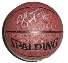 Charles Barkley Autographed Spalding NBA Basketball Suns