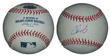 Casey Kelly Signed MLB Baseball San Diego Padres