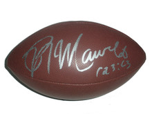 Kevin Mawae Signed NFL Football Tennessee Titans