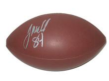 Javon Walker Signed NFL Football Oakland Raiders