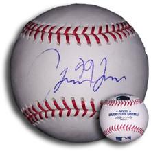 Carlos Marmol Autographed MLB Baseball Chicago Cubs