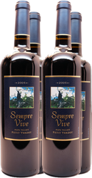 97pt 2005 Romeo Vineyards Sempre Vive Petit Verdot, Napa Valley