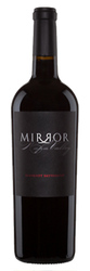 96pt Mirror Gray Letters Cabernet Napa Valley 2012