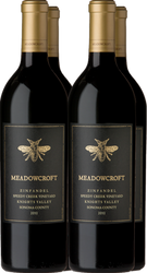2013 Meadowcroft Knights Valley Zinfandel, Speedy Creek Vineyard