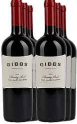 93pt Gibbs 2012 Dusty Red Blend Napa Valley