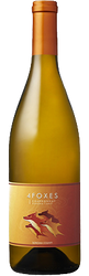 93pt Four Foxes Chardonnay Sonoma Coast 2013