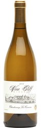 96pt Vine Cliff Chardonnay Carneros Napa Valley 2014