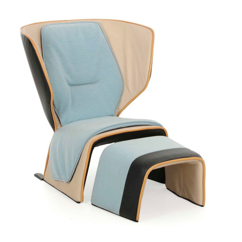 570 Gender Leather Arm Chair by Patricia Urquiola for Cassina