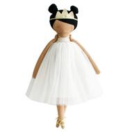 Pandora Princess Doll Ivory Gold