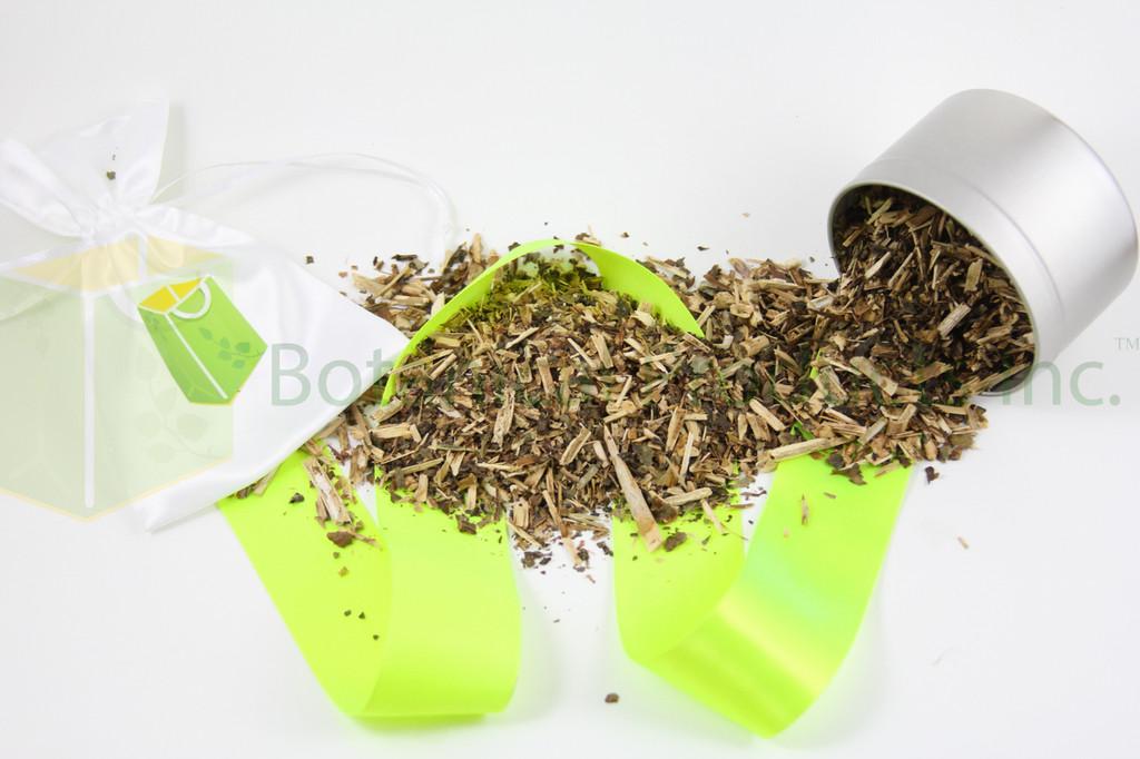 100G Organic Wild Lettuce Crushed Leaves