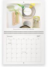 "2017 Breath Taking Wall Calendars (11"" x 17"")"
