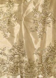 TLZ02046 Gold Lace
