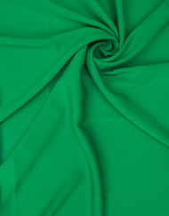 Odessa Reversible Stretch Crepe Jersey Emerald Green