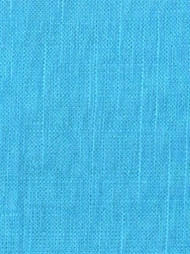 Jefferson Linen 21 Turquoise Linen Fabric