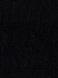 Jefferson Linen 93 Black Linen Fabric
