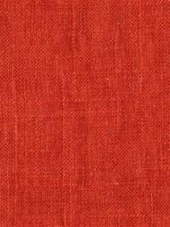Jefferson Linen 328 Paprika Linen Fabric