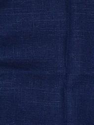 Jefferson Linen 555 Classic Navy  Linen Fabric