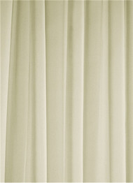 Ecru Sheer Dress Fabric