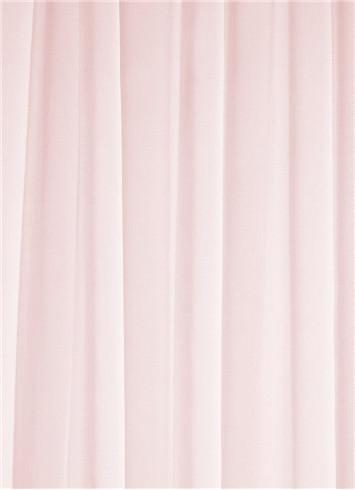 Rosette Sheer Dress Fabric