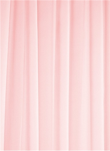 Paris Pink Chiffon Fabric Bridal Fabric By The Yard