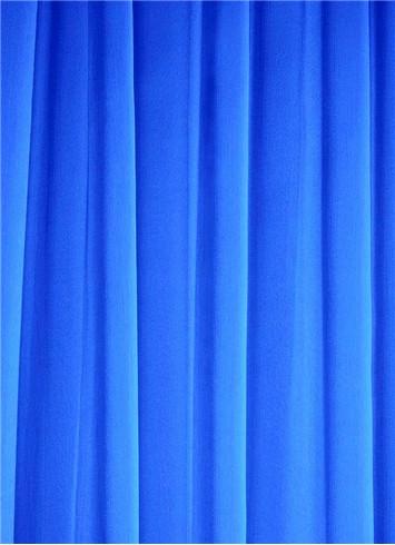 Sapphire Sheer Dress Fabric