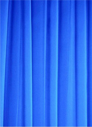 Sapphire Sheer Dress Fabric