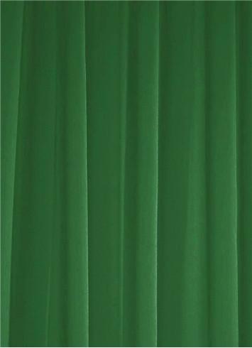 Forest Green Sheer Dress Fabric