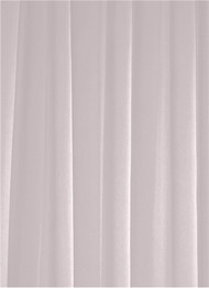 Silver Sheer Dress Fabric