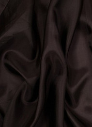 Chocolate dress lining fabric