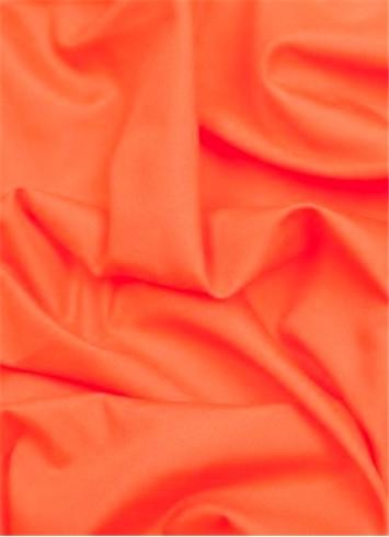 Neon Red dress lining fabric