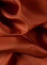 Burnt Orange dress lining fabric