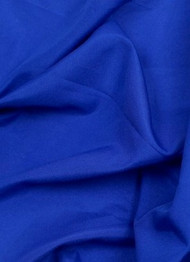 Royal Blue dress lining fabric