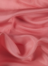 Coral dress lining fabric
