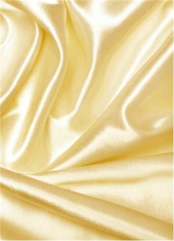Ultra Banana Duchess Satin Fabric