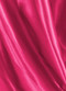 Fuschia Crepe Back Satin Fabric