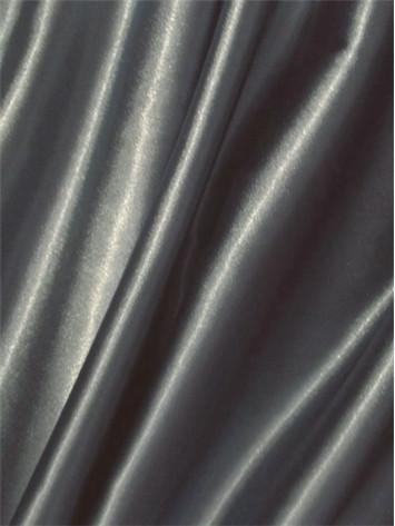 Grey Crepe Back Satin Fabric